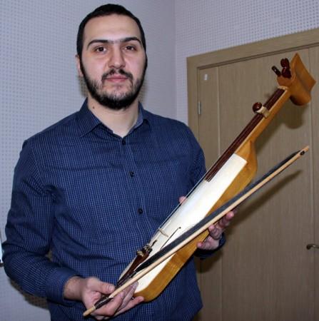 Karadeniz Teknik Üniversitesi (Ktü) Devlet Konservatuvarı Müdür Yardımcısı Yrd. Doç. Dr. Abdullah Akat