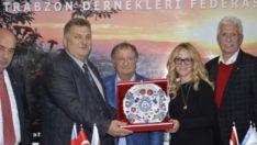 CHP PARTİ MECLİS ÜYESİNDEN ZİYARET