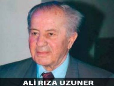 Eski Bakan Ali Rıza Uzuner Vefat Etti