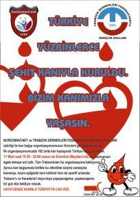 Kızılay Kan Bağışı Organizasyonu