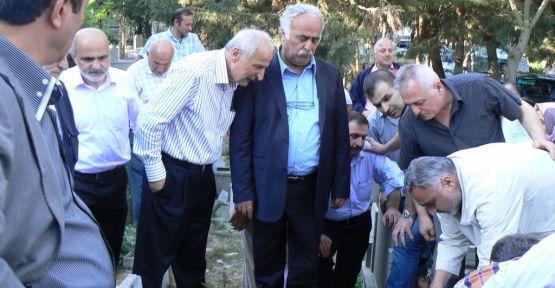 Onursal Başkanımız Nurettin Turan'ın Baba Acısı