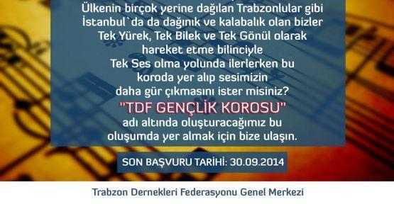 TDF GENÇLİK KOROSU