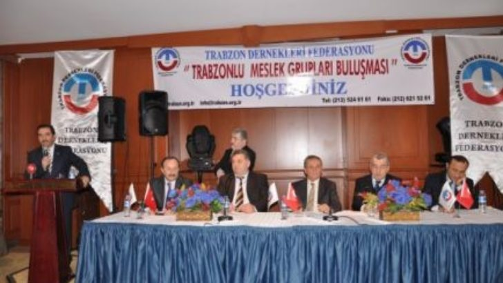 TRABZONLU EĞİTİMCİLER BİRARADA