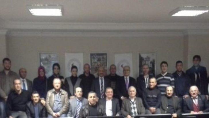 TDF Sultangazi Trabzonlular Derneği Ziyareti