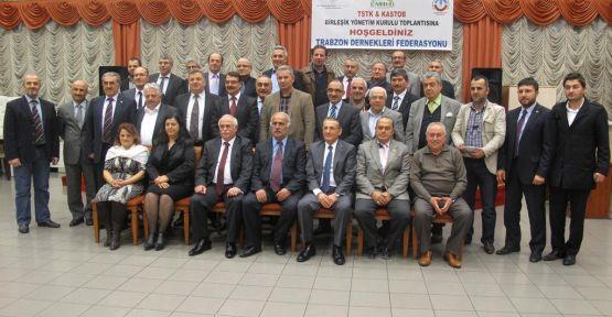 TSTK KASTOB Toplantısı