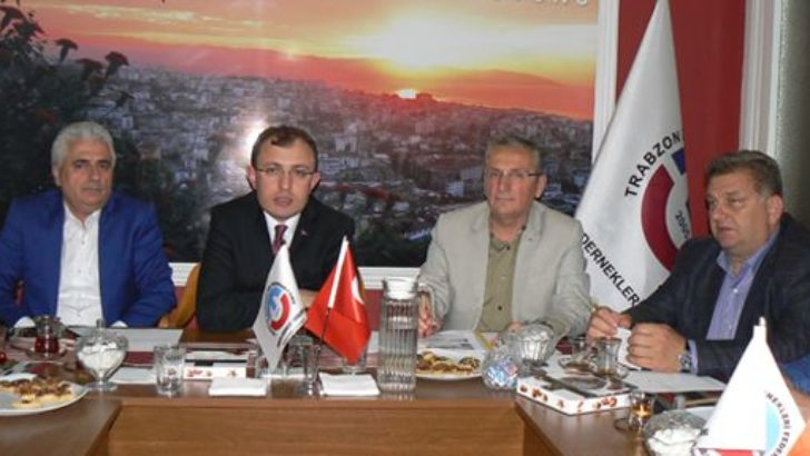 MEHMET MUŞ TDF ZİYARETİ