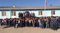 GENÇLİK ŞEHİT KAYMAKAM M.FATİH SAFİTÜRK'ÜN YOLUNDAN DEVAM DEDİ