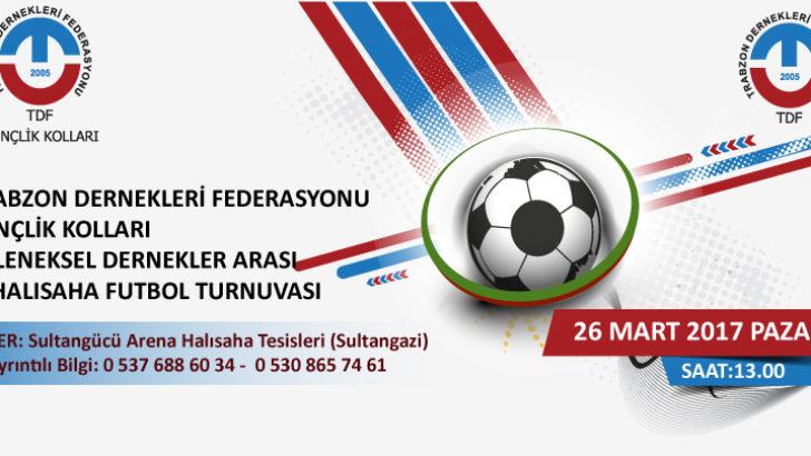 6. Halısaha Futbol Turnuvası