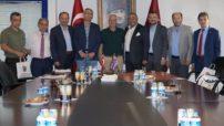 Trabzonspor Yönetim Kurulunu Makamlarında Ziyaret Ettik