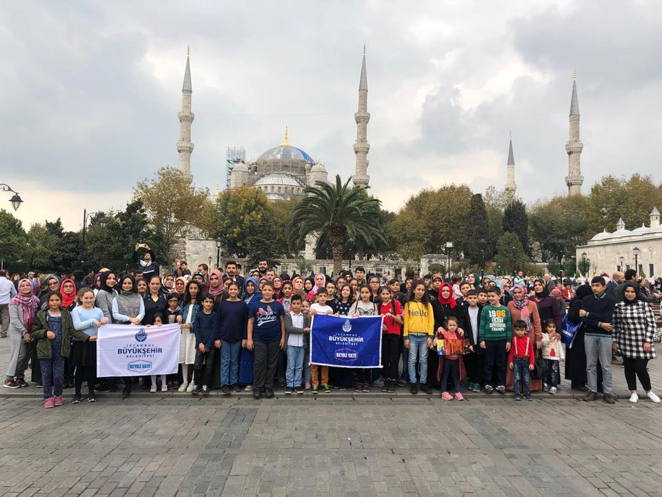 Trabzon Dernekleri Federasyonun'dan Örnek Etkinlik