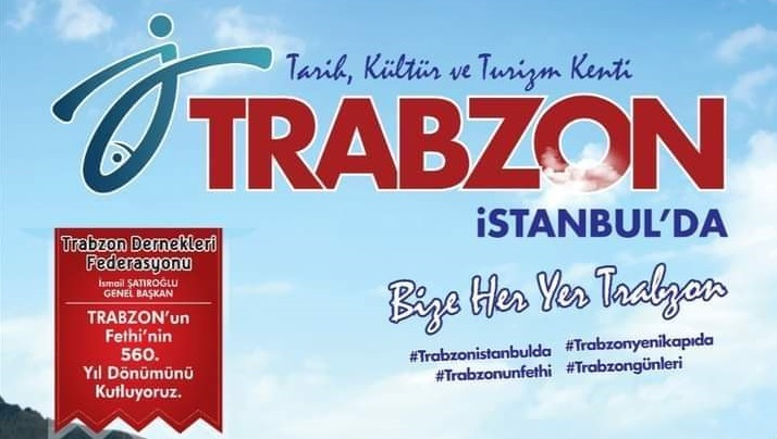 Trabzon Günleri Etkinlik Takvimi
